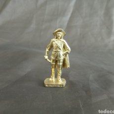 Figuras de Goma y PVC: MUSKETEER 4 SCAME KINDER PROMOCIONAL. Lote 254377385