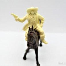 Figuras de Goma y PVC: ANTIGUA FIGURA EN PLÁSTICO. SERIE MOSQUETEROS. AÑOS 70.. Lote 254401680