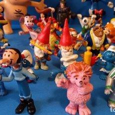 Figuras de Goma y PVC: LOTE VARIADO COMICS SPAIN CASTERMAN MARLEX BULLY PEYO ..... Lote 254411325