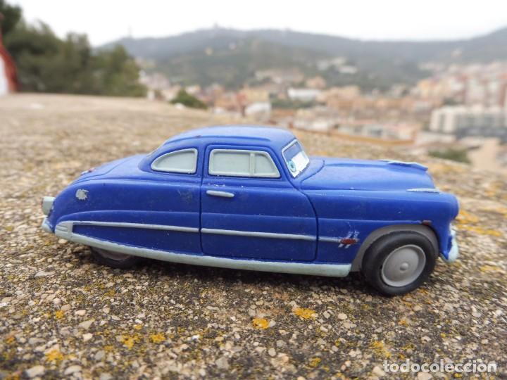 Figuras de Goma y PVC: Bullyland figura goma pvc Disney Pixar Cars coche Doc Hudson con etiqueta (2) - Foto 4 - 254422185