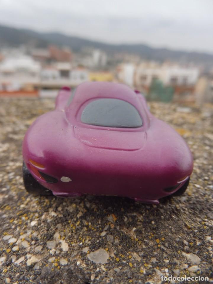 Figuras de Goma y PVC: Bullyland figura goma pvc Disney Pixar Cars coche Holley Shiftwell con etiqueta - Foto 5 - 254423020