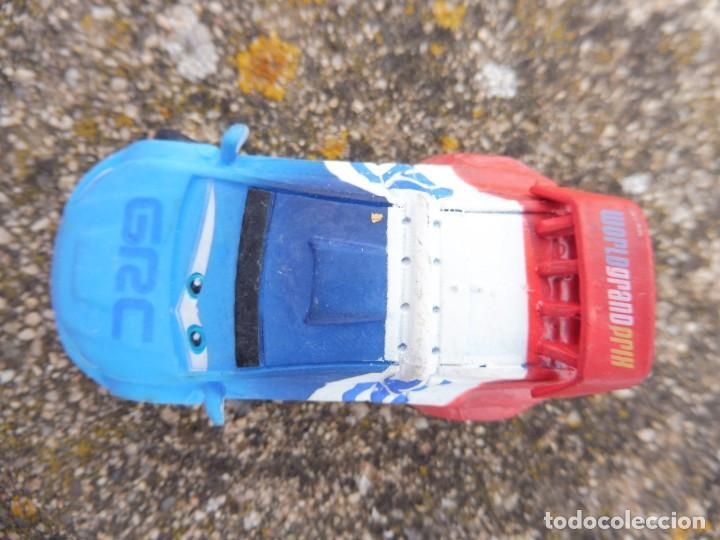 Figuras de Goma y PVC: Bullyland figura goma pvc Disney Pixar Cars coche Raoul Çaroule con etiqueta - Foto 2 - 254424465