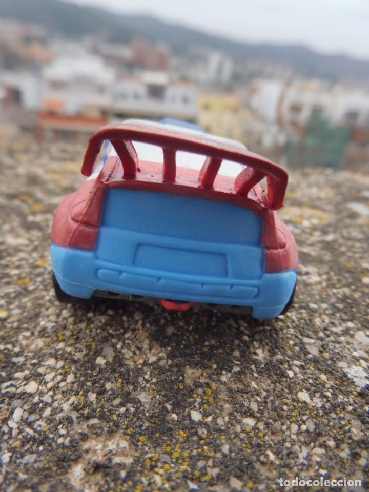 Figuras de Goma y PVC: Bullyland figura goma pvc Disney Pixar Cars coche Raoul Çaroule con etiqueta - Foto 3 - 254424465