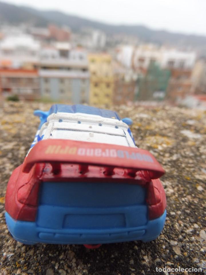 Figuras de Goma y PVC: Bullyland figura goma pvc Disney Pixar Cars coche Raoul Çaroule con etiqueta - Foto 4 - 254424465