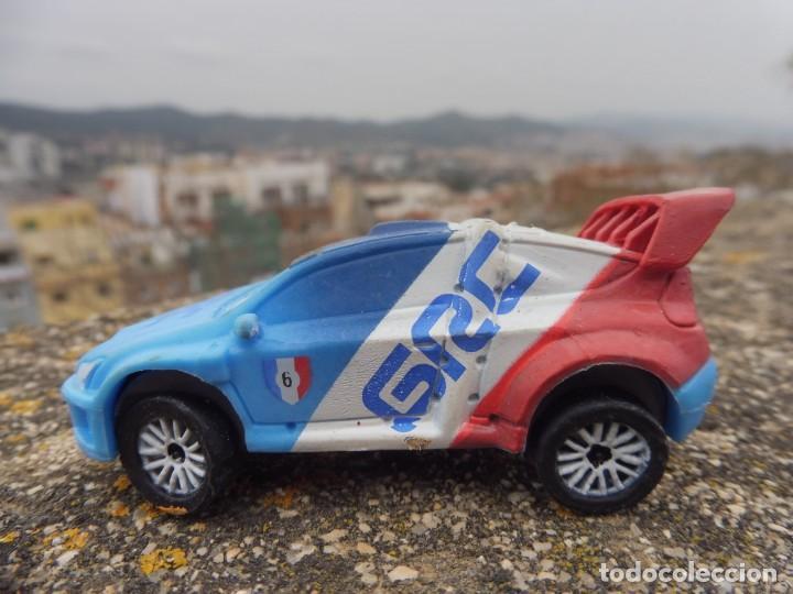 Figuras de Goma y PVC: Bullyland figura goma pvc Disney Pixar Cars coche Raoul Çaroule con etiqueta - Foto 5 - 254424465