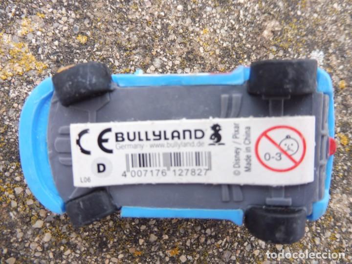 Figuras de Goma y PVC: Bullyland figura goma pvc Disney Pixar Cars coche Raoul Çaroule con etiqueta - Foto 7 - 254424465