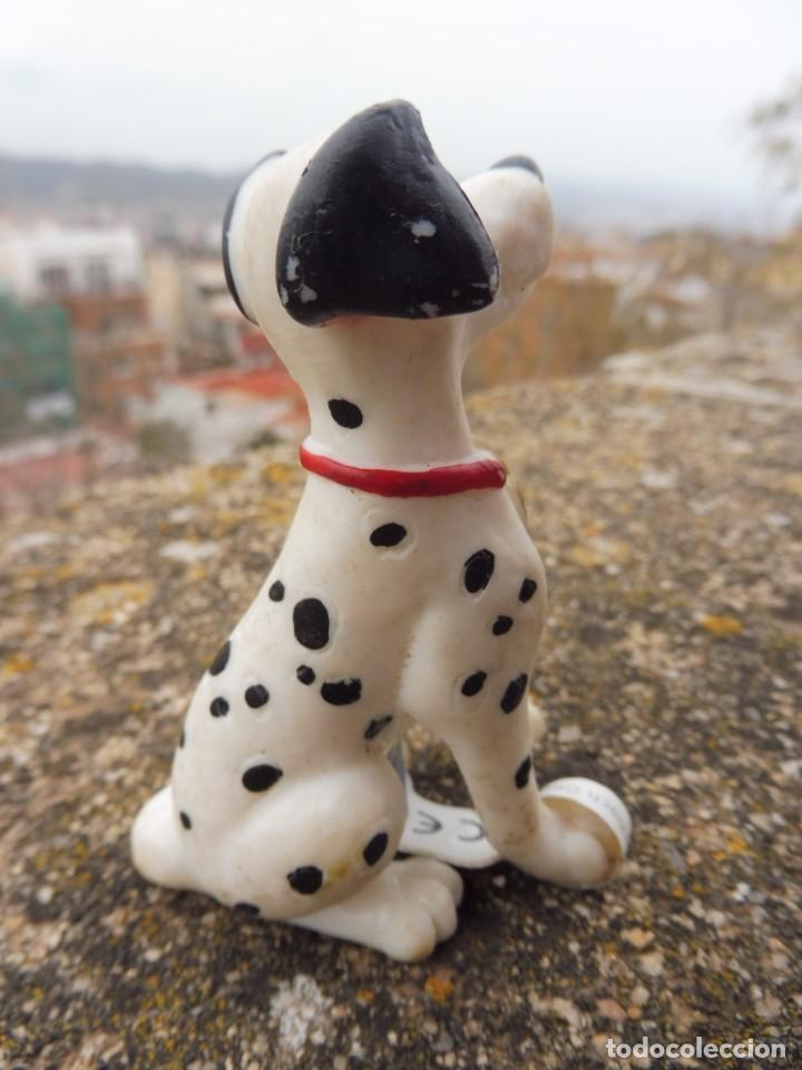 Figuras de Goma y PVC: Bullyland figura goma pvc Disney Pongo 101 dálmatas con etiqueta - Foto 3 - 254426065