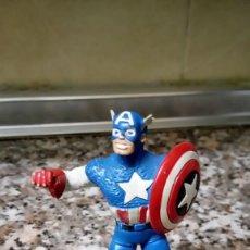 Figuras de Goma y PVC: FIGURA CAPITAN AMERICA COMICS SPAIN. Lote 254426140