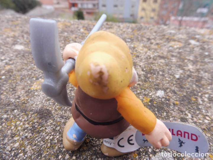 Figuras de Goma y PVC: Bullyland disney enanito pico bonachón Blancanieves con etiqueta (2) - Foto 5 - 254430775