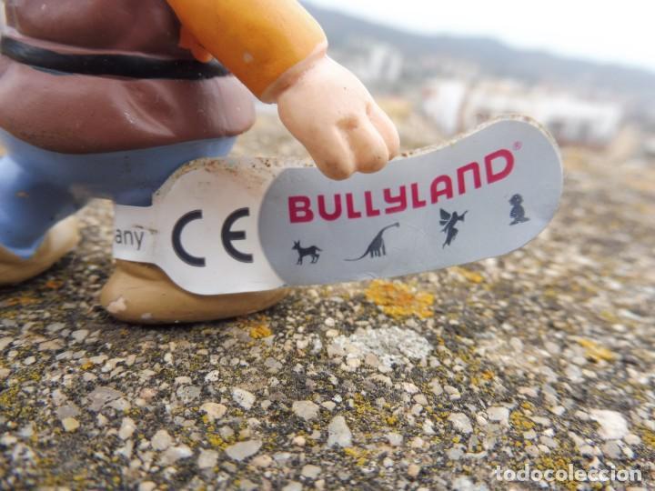 Figuras de Goma y PVC: Bullyland disney enanito pico bonachón Blancanieves con etiqueta (2) - Foto 6 - 254430775