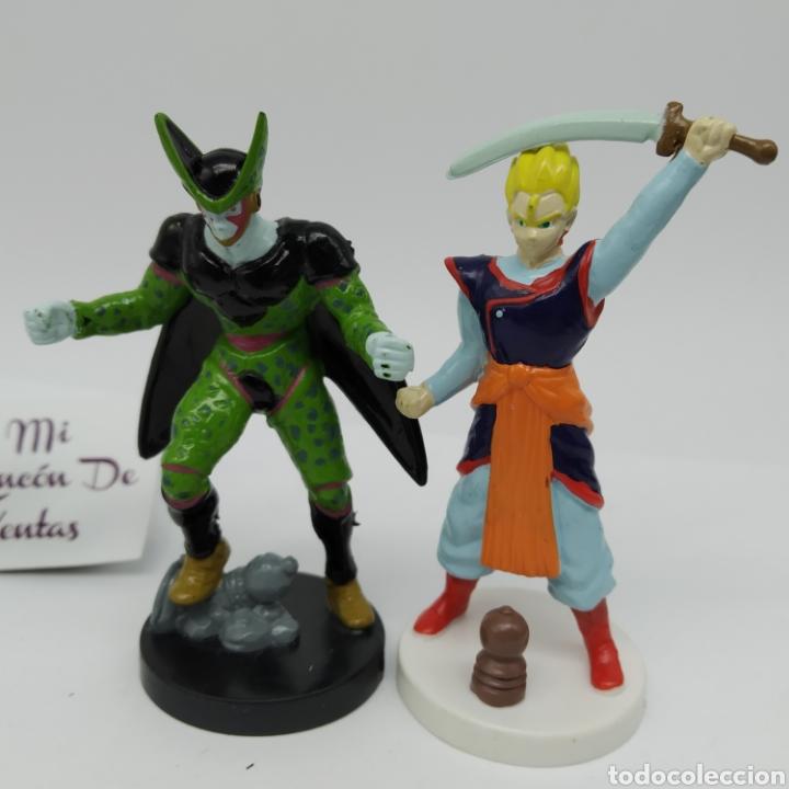 Figuras de Goma y PVC: Lote de 5 figuras de Bola de Dragón, Bandai Spirits BS/STA - Foto 2 - 254443705