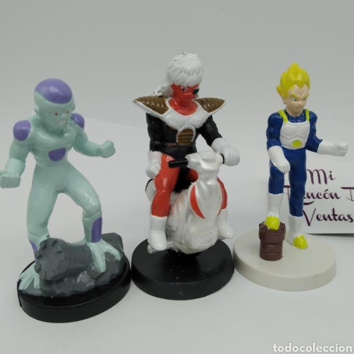 Figuras de Goma y PVC: Lote de 5 figuras de Bola de Dragón, Bandai Spirits BS/STA - Foto 3 - 254443705