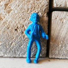 Figuras de Goma y PVC: DUNKIN LUPIN III TERCERO RUPAN SANSEI KAUGUMMI FIGUREN AÑOS 70. Lote 254447485