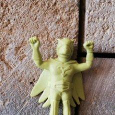 Figuras de Goma y PVC: COMANDO G GATCHAMAN DUNKIN KAUGUMMI FIGUREN AÑOS 70. Lote 254450540