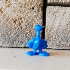 Figuras de Goma y PVC: GANSO MARTIN NILS HOLGERSON PANRICO DUNKIN KAUGUMMI FIGUREN AÑOS 80. Lote 254450860