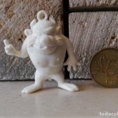Figuras de Goma y PVC: DUNKIN WARNER LOONEY TUNES DEMONIO DE TASMANIA RARO GIGANTE FIGURA DUNKIN KAUGUMMI FIGUREN AÑOS 80. Lote 254453055