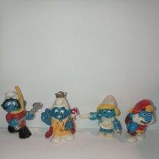 Figuras de Goma y PVC: LOTE PITUFOS 03. VARIAS MARCAS. Lote 254453080