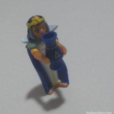 Figuras Kinder: ASTERIX FIGURA PERSONAJE COMIC MUÑECO KINDER CLEOPATRA EGIPTO. Lote 254454935