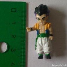 Figuras de Goma y PVC: PERSONAJE GOTENKS GOTENK TRUNK FUSION AB TOYS DRAGON BALL MUÑECA MUÑECO PVC BOLA FIGURITA BS ST 1989. Lote 254497725