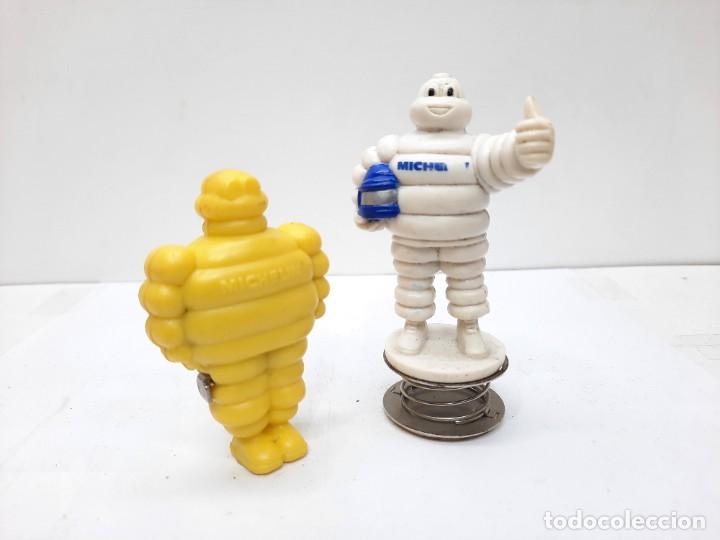 Figuras de Goma y PVC: MICHELIN 2 FIGURAS , UNA ES UN METRO Y LA OTRA PARA ENGANCHAR EN EL COCHE O DONDE QUIERAS!!! - Foto 6 - 254594410