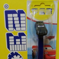 Dispensador Pez: DISPENSADOR DE CARAMELOS PEZ ( CARS 2021 ) NUEVO EN BLISTER. Lote 254595610