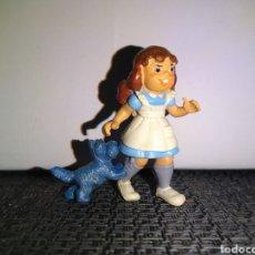 Figuras de Goma y PVC: FIGURA PVC DOROTHY COMICS SPAIN EL MAGO DE OZ. Lote 254597650