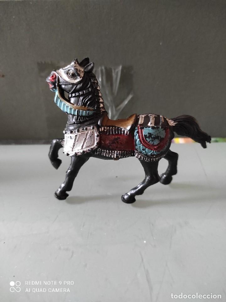 VAQUEROS INDIOS LAFREDO PLÁSTICO CABALLO L PECH EXPLORADORES CABO RUSTY (Juguetes - Figuras de Goma y Pvc - Lafredo)