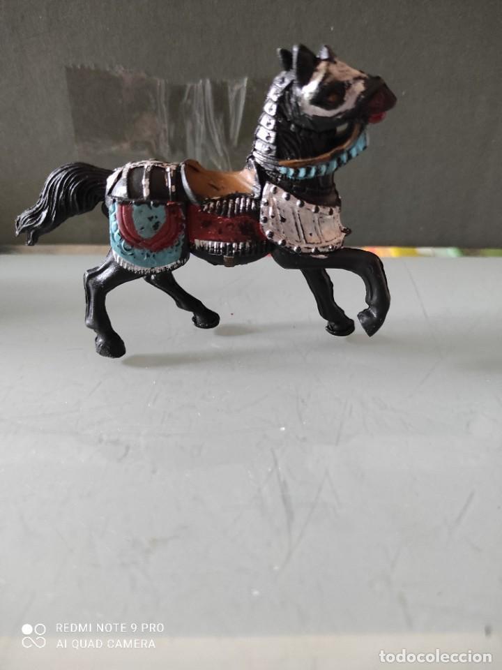 Figuras de Goma y PVC: Vaqueros indios lafredo plástico caballo l pech exploradores cabo rusty - Foto 2 - 254606110