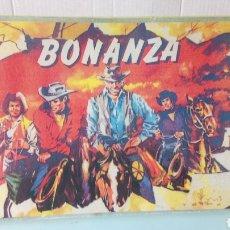 Figuras de Goma y PVC: CAJA VACÍA REPRO DE BONANZA.. Lote 254680300