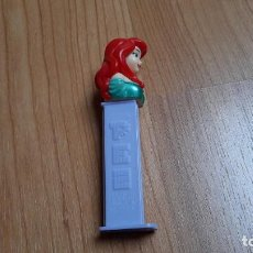 Dispensador Pez: PEZ -- DISPENSADOR PASTILLAS DE CARAMELO -- LA SIRENITA -- DISNEY. Lote 254735615