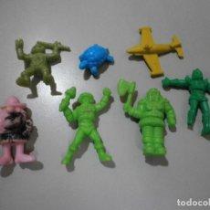 Figuras de Goma y PVC: LOTE DE DUNKIN MASTERS DEL UNIVERSO Y OTROS. Lote 254940555