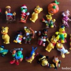 Figuras Kinder: LOTE MINIFIGURITAS TIPO KINDER SORPRESA. Lote 254984435