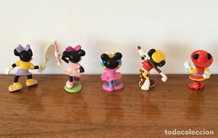 Figuras de Goma y PVC: Lote muñecos Disney años 90 - Foto 2 - 255340165