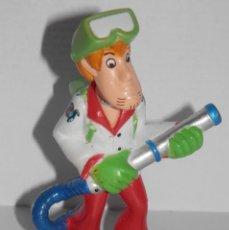 Figuras de Goma y PVC: FIGURA PVC DE LA SERIE CAZAFANTASMAS. Lote 255341845