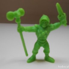 Figuras de Goma y PVC: 9. FIGURA DUNKIN PANRICO SKELETOR 1 MOTU MASTERS DEL UNIVERSO HEMAN PREMIUM PASTELITOS. Lote 255353530