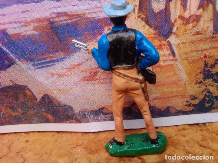 Figuras de Goma y PVC: Vaquero de bonanza de comansi - Foto 2 - 255414935