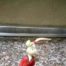 Figuras de Goma y PVC: FIGURA LOLA BUNNY WARNER BROS 1998BULLY. Lote 255461815