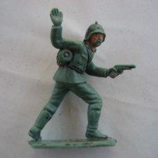 Figuras de Goma y PVC: SOLDADO ALEMAN. PECH. PLASTICO. Lote 255497265