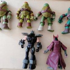 Figuras de Goma y PVC: TORTUGAS NINJA. Lote 255541615