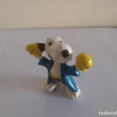 Figuras de Goma y PVC: FIGURA PVC SNOOPY - BOXEADOR SIN MARCA. Lote 255578325