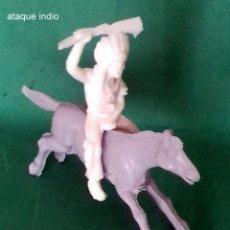 Figuras de Goma y PVC: FIGURAS Y SOLDADITOS DE 5 CTMS - 13467. Lote 255923265