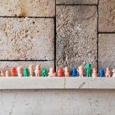 Figuras de Goma y PVC: GRAN LOTE DUNKIN DR SLUMP ARALE RARO AKIRA TORIYAMA DRAGON BALL FIGURA KAUGUMMI FIGUREN AÑOS 80. Lote 255985090