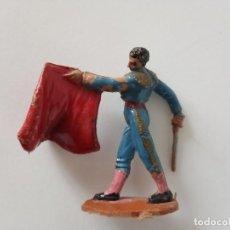 Figuras de Goma y PVC: FIGURA TORERO PECH HNOS. Lote 256054805