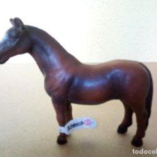 Figuras de Goma y PVC: FIGURA SCHLEICH CABALLO. Lote 256060420