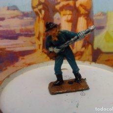 Figuras de Goma y PVC: SOLDADO DEL MINI OESTE DE COMANSI. Lote 256156635