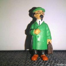 Figuras de Goma y PVC: FIGURA PVC PROFESOR TORNASOL COMICS SPAIN DE TINTIN DIBUJOS ANIMADOS. Lote 257299635