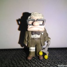 Figuras de Borracha e PVC: FIGURA PVC KARK FREDRIKSEN DE UP DE WALT DISNEY PIXAR DE BULLY. Lote 257387770