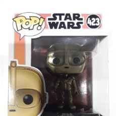 Figuras de Goma y PVC: C-3PO ALTERNATE STAR WARS CONCEPT POP FUNKO 423. Lote 257403195