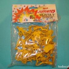 Figuras de Goma y PVC: MONTAPLEX. Lote 257511620