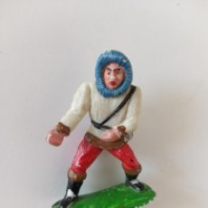 Figuras de Goma y PVC: FIGURA ESQUIMAL SOTORRES. Lote 257521275